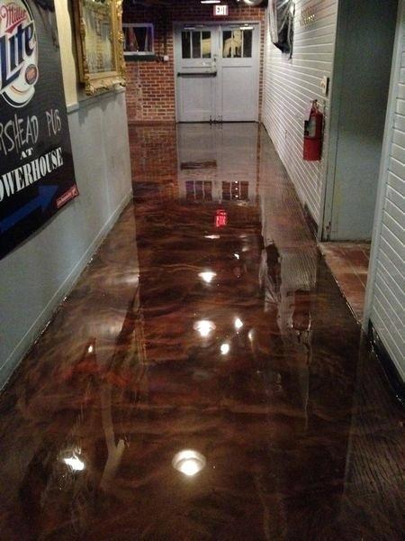Epoxy Floor Coating Overland Park